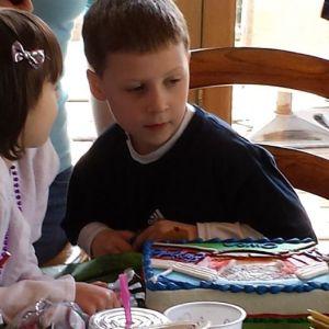 Owen turns 6 this week.